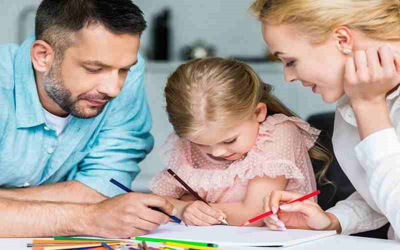 کاهش استرس کودکان در مدرسه که آینده کودکان را تحت تاثیر قرار می دهد 1