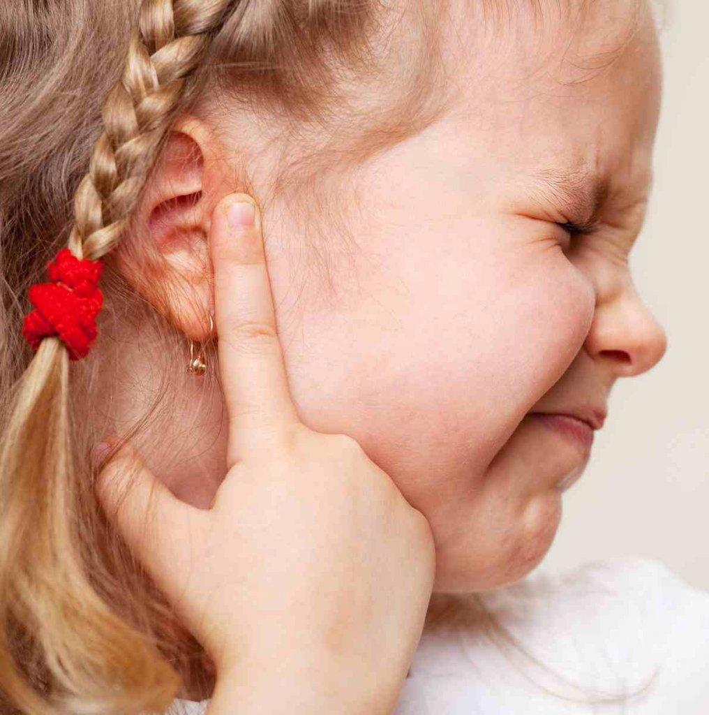 عفونت گوش در کودکان 1