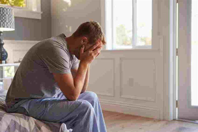 افسردگی در مردان  علائمی که نباید نادیده بگیرید 1