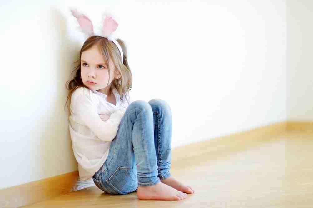 لجبازی در کودکان ۲ و ۳ ساله | بهترین برخورد را داشته باشید 1